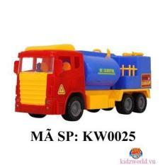 Xe bồn xăng KW0025