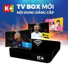 Bộ thiết bị K+ TV BOX và 3 tháng thuê bao