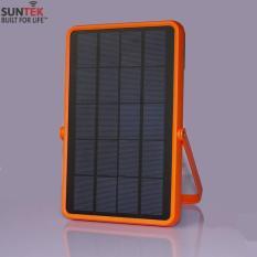 Đèn LED năng lượng mặt trời 2 trong 1 SUNTEK KM-7736T