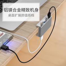 Bộ chia 4 cổng USB 3.0 dạng kẹp vỏ nhôm Orico MH4PU