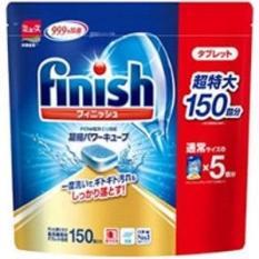 Viên rửa bát Finish 150 Nhập khẩu từ Nhật bản