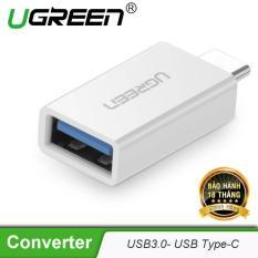 Đầu chuyển Type C sang USB 3.0 UGREEN US173 – 20808 Hãng phân phối chính thức