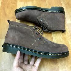 Giày Da Bò Cổ Lửng Mã G25 KoreaShop888