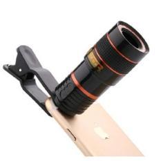 Ống kính điện thoại giúp chụp ảnh từ xa siêu nét, phụ kiện tiện dụng cho Smartphone
