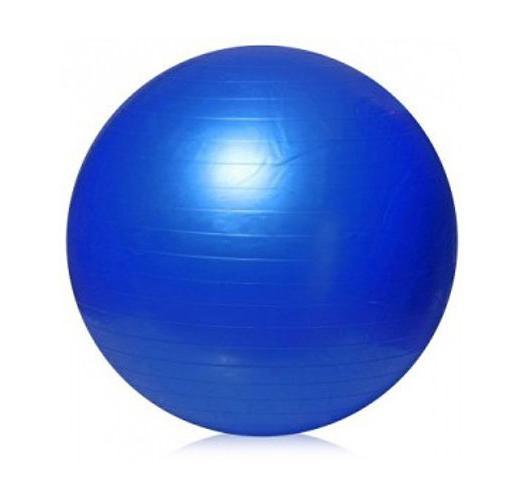 BÓNG TẬP YOGA TRƠN 65 CM tặng bơm bóng và bộ nút bóng dự phòng