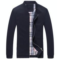 áo khoác nam kaki classic AG ( ĐEN)