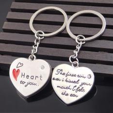 Móc khóa cặp đôi Love Messages