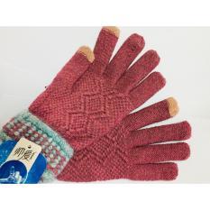 Găng tay len nữ cảm ứng