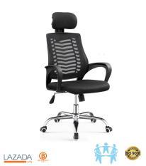 Ghế xoay văn phòng tựa đầu BOX-410 [Ghế đang hot nhất thị trường, dẫn đầu doanh thu bán hàng]