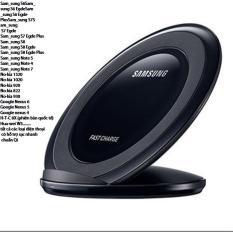 Đế sạc không dây dành cho Samsung S7 (đen)