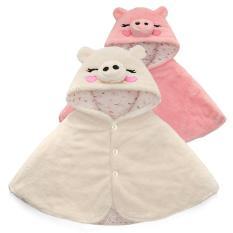 Áo choàng Heo xinh cho bé – NEW
