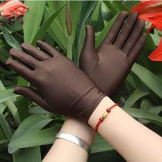 Găng tay chống nắng chống tia UV SPF50 (NHIỀU MÀU)