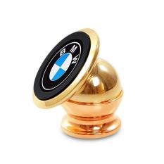 Giá đỡ đế hít nam châm điện thoại 360 độ trên xe hơi ( màu ngẫu nhiên )