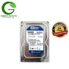 Ổ cứng máy tính WD Blue 500GB – HDD WD 500GB – Chính hãng BH 2 Năm – 1 đổi 1