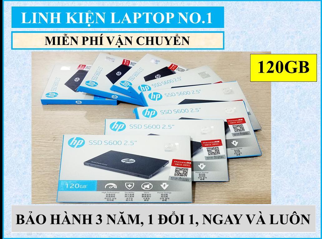 Mua Ổ cứng SSD HP S600 120GB SATA Tại linh kien laptop No.1 ( hà nội)
