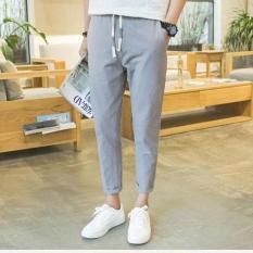 Quần Chinos Kaki Nam Trơn Ống Suông Kiểu Mặc Sắn Gấu Năng Động NTD fashion MEN QUAN 800018