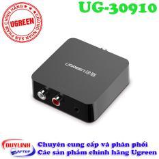 Bộ chuyển đổi tín hiệu âm thanh từ Audio quang sang AV 3.5mm dành cho smart tivi 4K UGreen 30910