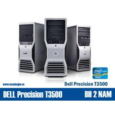 MÁY TÍNH DELL PRECISION T3500 WORKSTATION CPU INTEL XEON W3530 VGA QUADRO 600 full box zin all Sang trọng