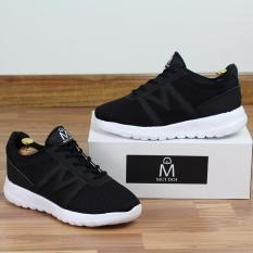Giày thể thao nam Muidoi G145 (Đen) giày nam giày thể thao giày sneaker giày nam đẹp giày thể thao nam đẹp giày đẹp nam giày chạy bộ nam giày vải nam shop giày thể thao giày leo núi