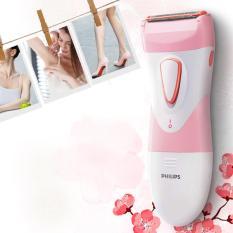 Máy làm sạch lông dành cho nữ Philips HP6306 – An toàn và dễ dàng