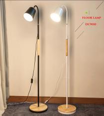 Đèn cây đứng trang trí nội thất cao cấp vintage (đã bao gồm bóng LED)