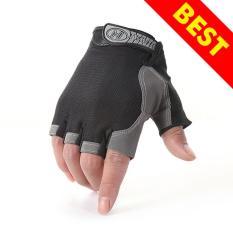 Găng tay, bao tay tập GYM nam nữ siêu êm , siêu NHẸ