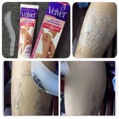 Kem tẩy lông Velvet – Triệt lông lâu dài