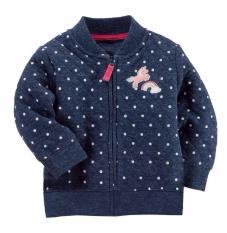 Áo khoác Bomber bé gái size nhỏ rất dễ thương