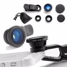 Lens 3 in 1 cho điện thoại