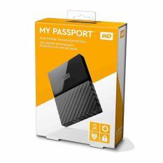 Ổ Cứng di động WD My Passport 2TB, box 2.5 inch – western digital hdd