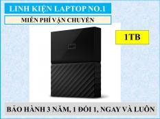 Ổ cứng di động WD My Passport 1TB – Hàng Nhập Khẩu + Tặng kèm Hộp đựng ổ cứng di động