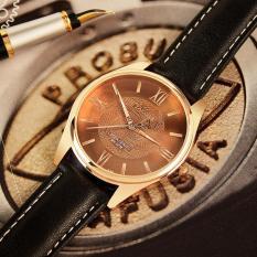 Đồng hồ nam dây da thời trang cao cấp Yazole N01 (Cập nhật 2019)