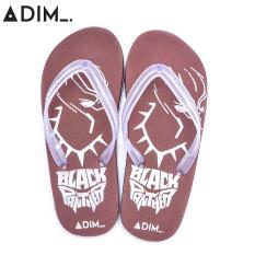 Dép Lào Thời Trang Nam Adim – DL001 ( Nâu )