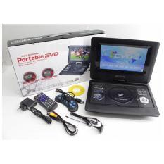 Đầu đọc đĩa có màn hình xoay Sylvania 9,8 Inch Portable DVD Player with USB/SD Card Reader