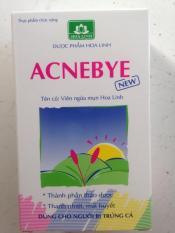 Viên uống ngừa mụn Hoa Linh Acnebye (hộp 30 viên)