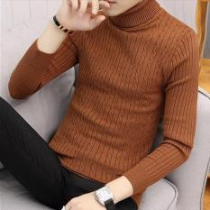 Áo len nam cổ lọ mẫu mới len01