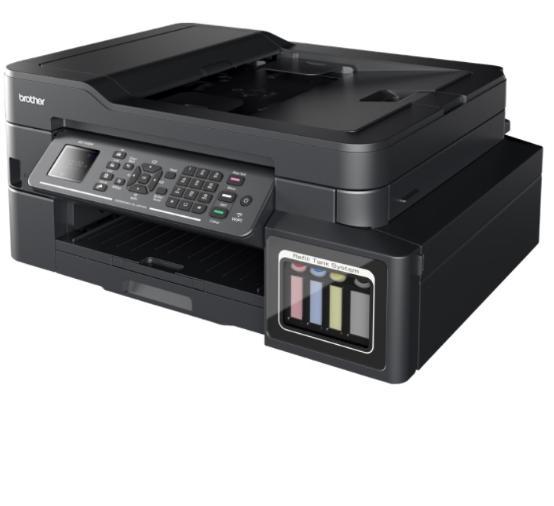 So sánh giá Máy in Brother MFC-T810W In phun màu mực liên tục – Copy – Scan – Fax – LAN – Wireless Tại Chí Cường (tp.HCM)