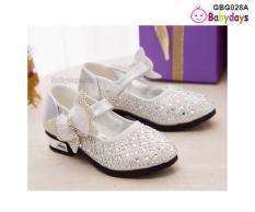 Giày búp bê óng ánh GBG028A