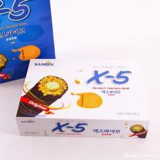 Bánh ChocoStar X5 Peanut Crunch Bar 648g