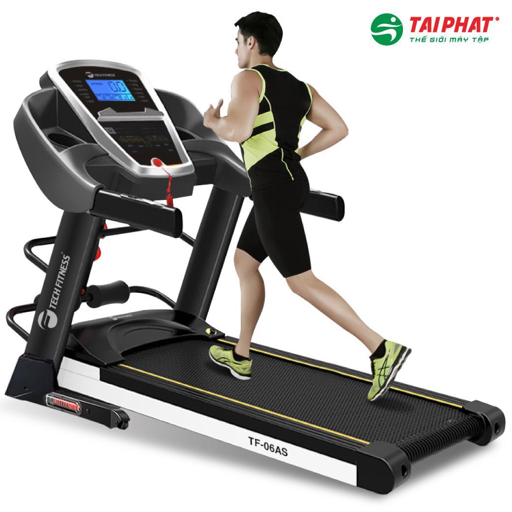 Máy chạy bộ đa năng Tech Fitness TF-06AS