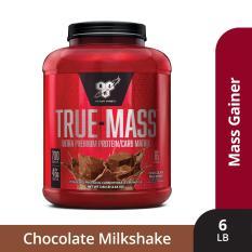 Thực phẩm bổ sungTrue Mass Chocolate Milkshake582 lbs