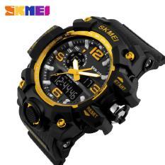 Đồng hồ nam giá rẻ- Đồng hồ nam điện tử thể thao skmei 1155 – siêu chống nước