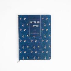 Sổ tay ruột trơn Crabit – Pattern Lover
