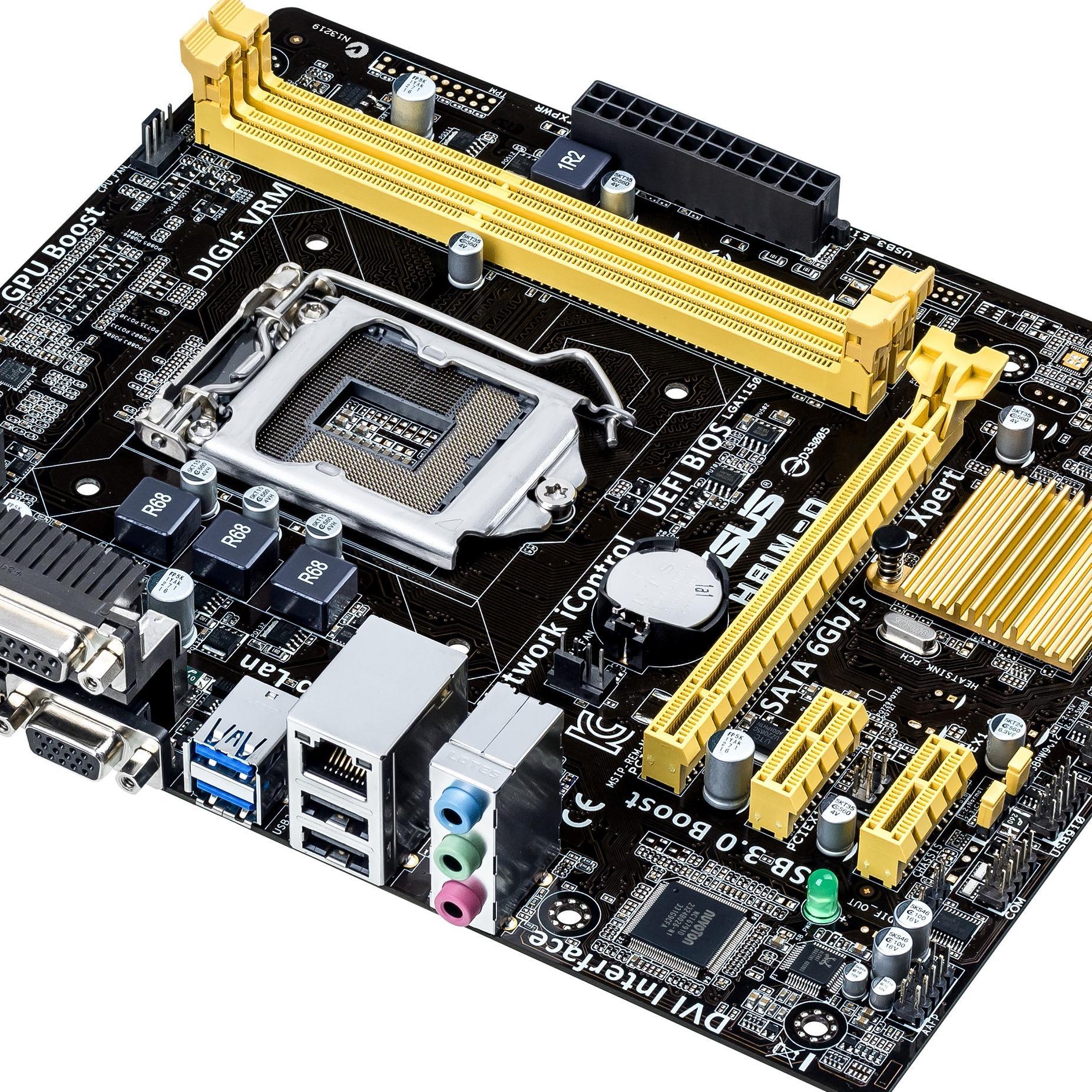 Bảng Giá MAINBOARD ASUS H81M-D Tại Đức An PC