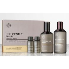 Bộ Dưỡng Da Nam The Gentle For Men – BDTGFMTFS02