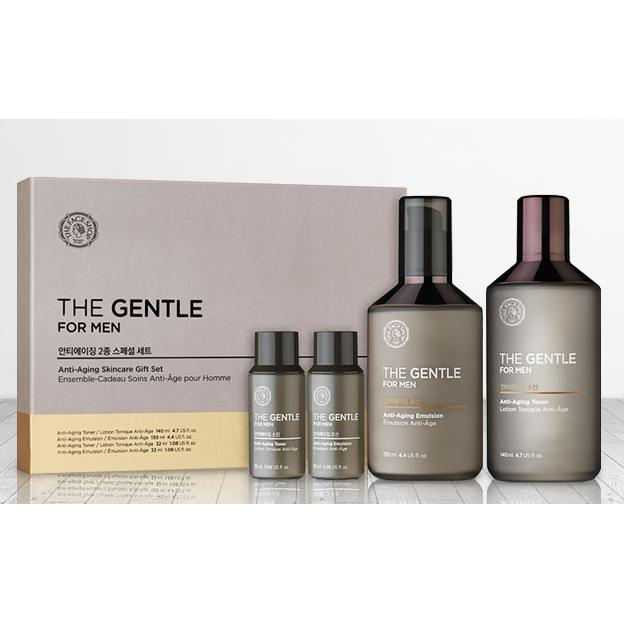Bộ Dưỡng Da Nam The Gentle For Men - BDTGFMTFS02