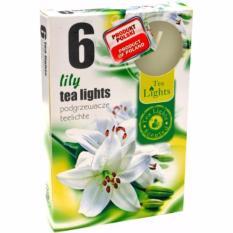 Hộp 6 nến thơm Tealight Admit Lilly PTT026078 (Hương hoa ly)