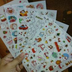 Bộ sticker 6 tấm cực xinh
