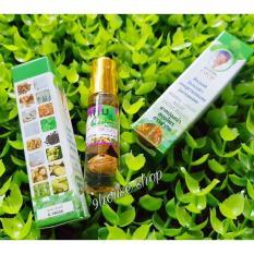3 Chai Dầu Nhân Sâm 16 Vị Thảo Dược (nội địa Thái Lan) – Otop Yatim Brand (8cc x3chai)