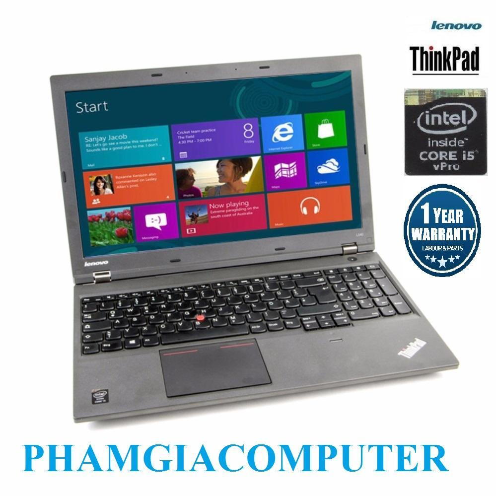 Laptop Lenovo Thinkpad L540 Core i5 4200M/4G/500G 15.6 in-Hàng nhập khẩu-Tặng Balo, chuột không dây.